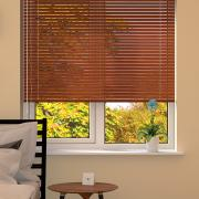 Wood Effect Rowan Venetian Blind