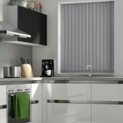 Charcoal Vertical Blind