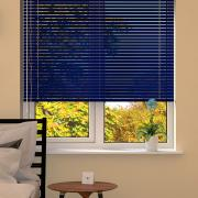 Regal Blue Venetian Blind