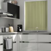 Green Blackout Vertical Blind - FR
