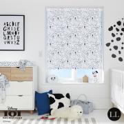 Disney 101 Dalmatians Dream Time Blackout Roller Blind
