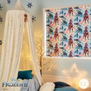 Disney Frozen 2 Forces of Nature Blackout Roller Blind