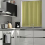 Lime Blackout Vertical Blind - FR