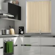 Linen Blackout Vertical Blind - FR