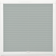 Pewter Perfect Fit Pleated Blind