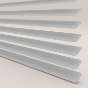 Silver Perfect Fit Venetian Blind