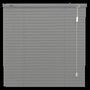 Perforated Silver Venetian Blind