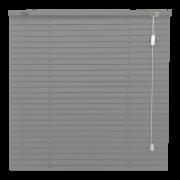 Metallic Dark Grey Venetian Blind