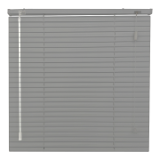 Perforated Gloss White Venetian Blind
