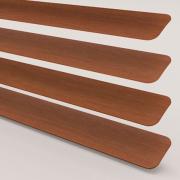 Wood Effect Rowan Perfect Fit Venetian Blind