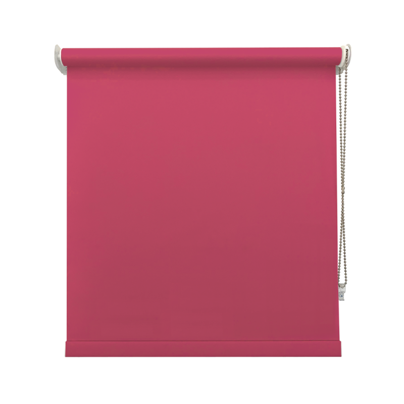 Fuchsia Blackout Roller Blind