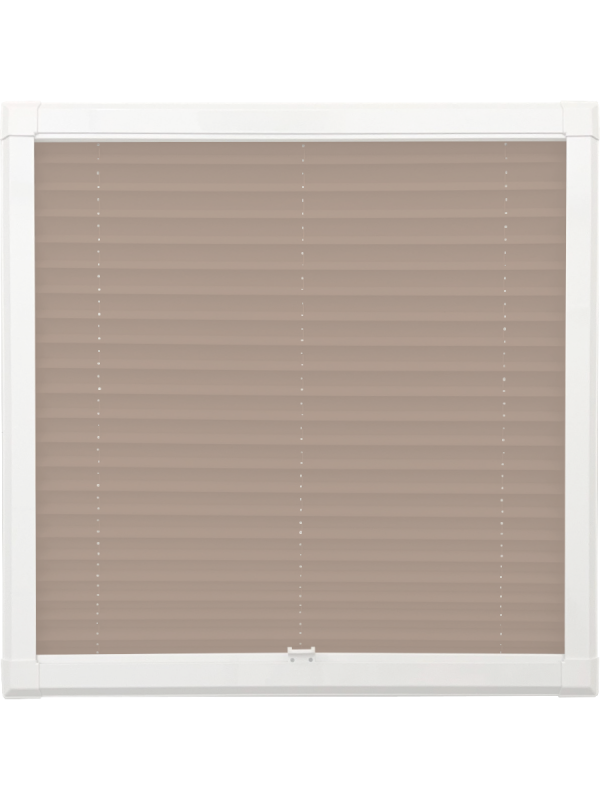 Fawn Perfect Fit Pleated Blind