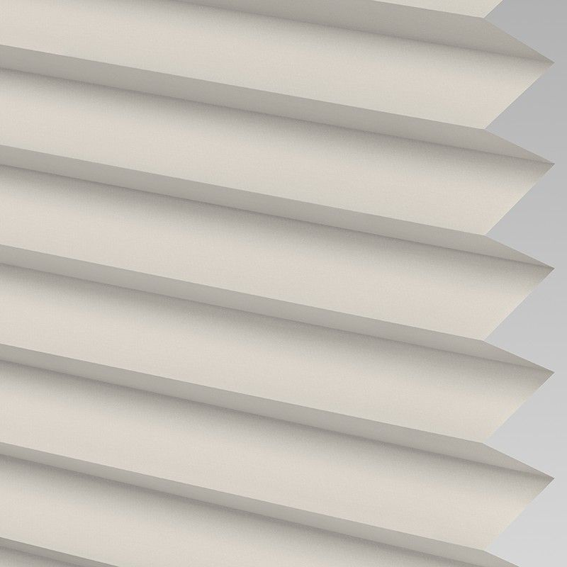 Stone Grey Perfect Fit Pleated Blind