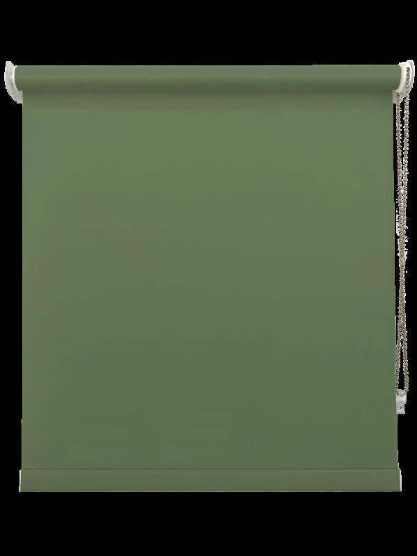 Forest Green Blackout Roller Blind