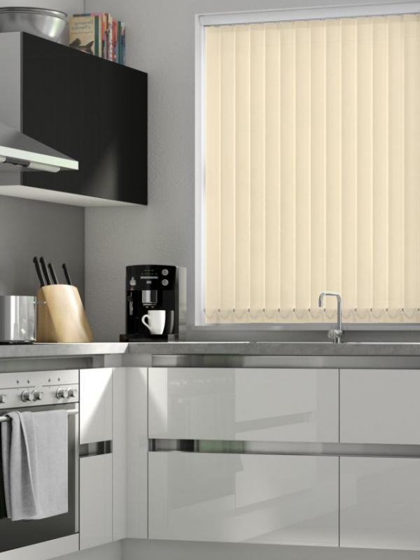 Beige Vertical Blind - FR