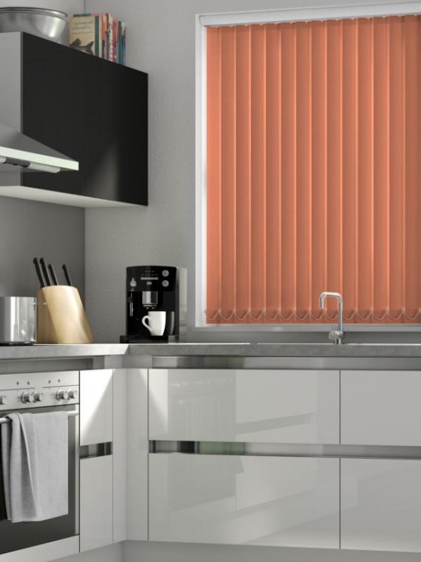 Copper Vertical Blind - FR