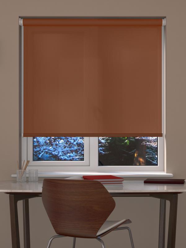 Copper Roller Blind