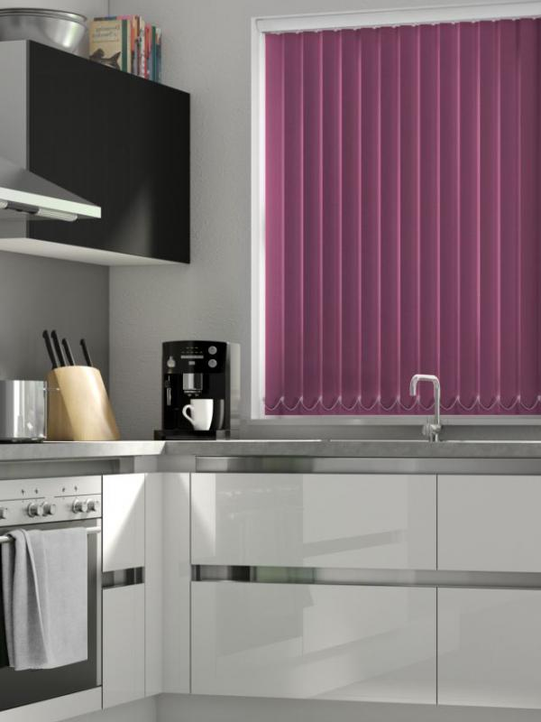 Grape Vertical Blind - FR