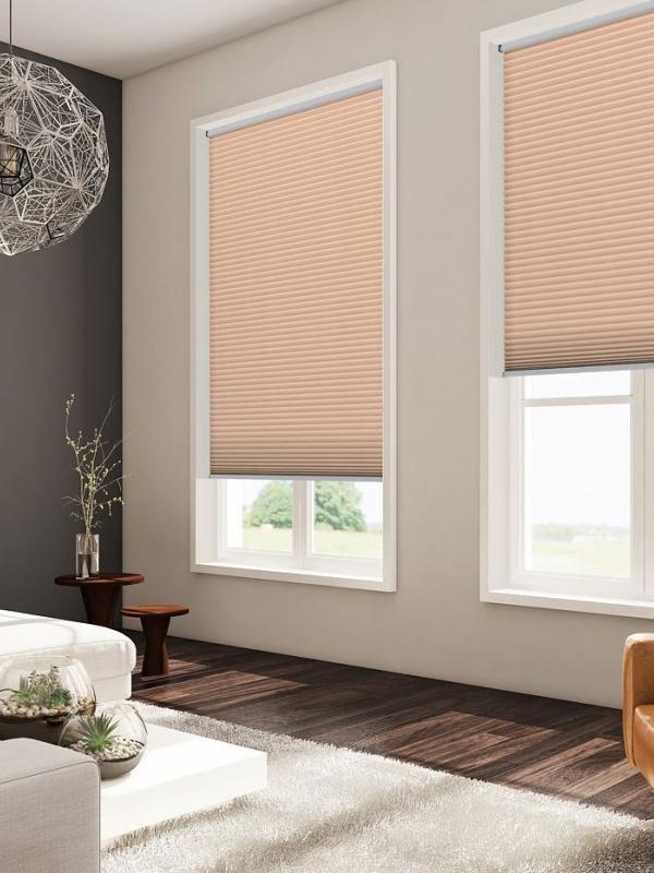 Tuscan Pleated Blind