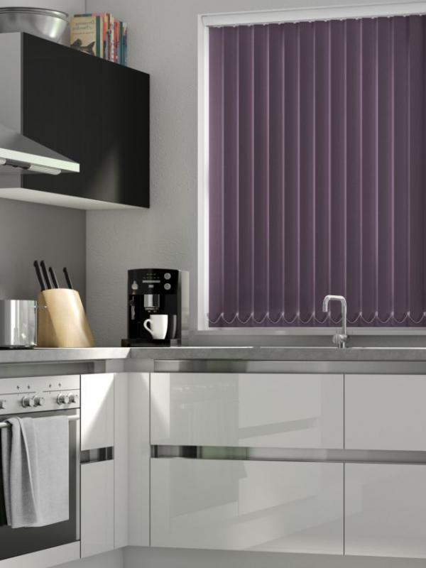Mulberry Vertical Blind - FR
