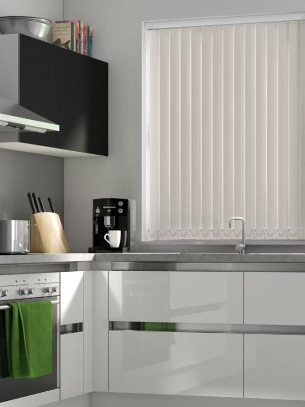 Pearl Blackout Vertical Blind - FR