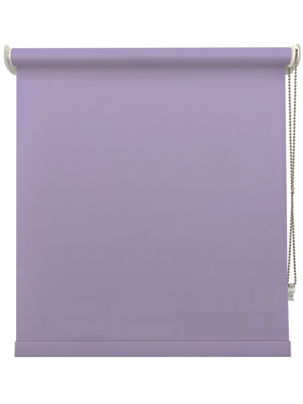 Mauve Blackout Roller Blind