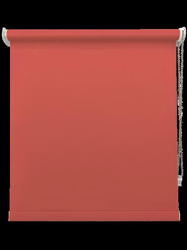 Scarlet Blackout Roller Blind